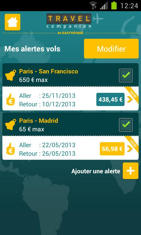 Easyvoyage : Comparateur- screenshot