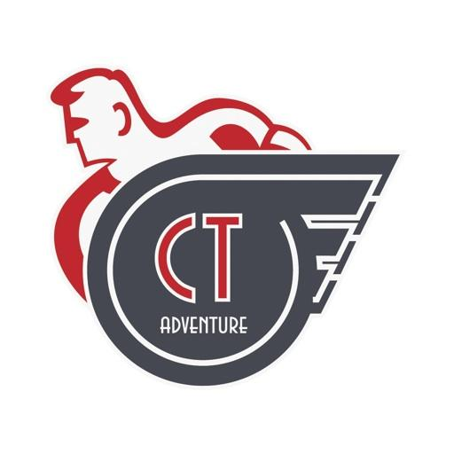 CTAdventure LOGO-APP點子