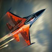 Jet Air Strike 3D Battle HD