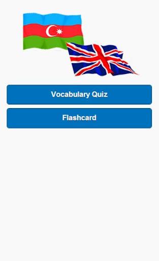 English Azerbaijani Quiz