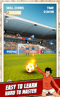 Screenshot of Flick Kick Football Kickoff