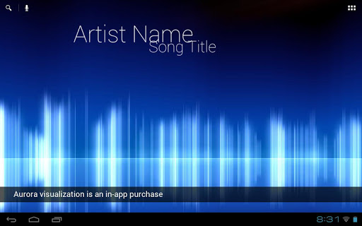 Audio Glow Live Wallpaper  screenshots 13