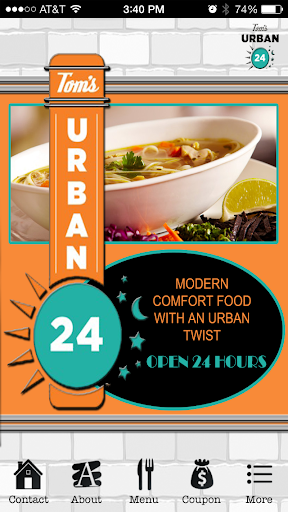 Toms Urban 24