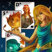 Magic Cards Solitaire (german)
