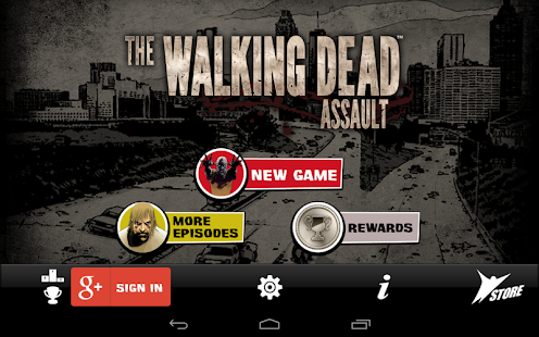 玩免費策略APP|下載The Walking Dead: Assault app不用錢|硬是要APP