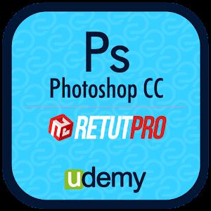 Photoshop Training & Tutorials Icon