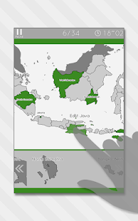 Enjoy L. Indonesia Map Puzzle- screenshot thumbnail