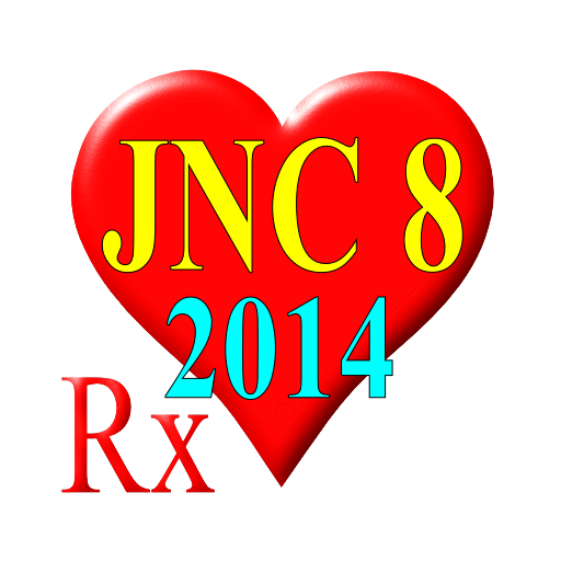 Hypertension Treatment JNC 8 LOGO-APP點子