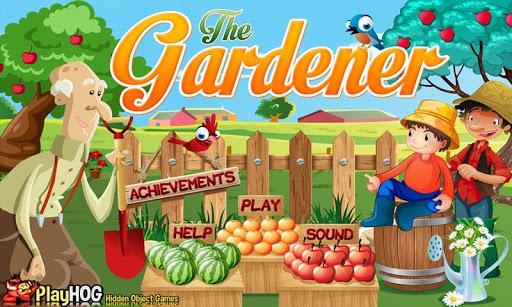Gardener - Free Hidden Objects