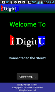 iDigitU- screenshot thumbnail