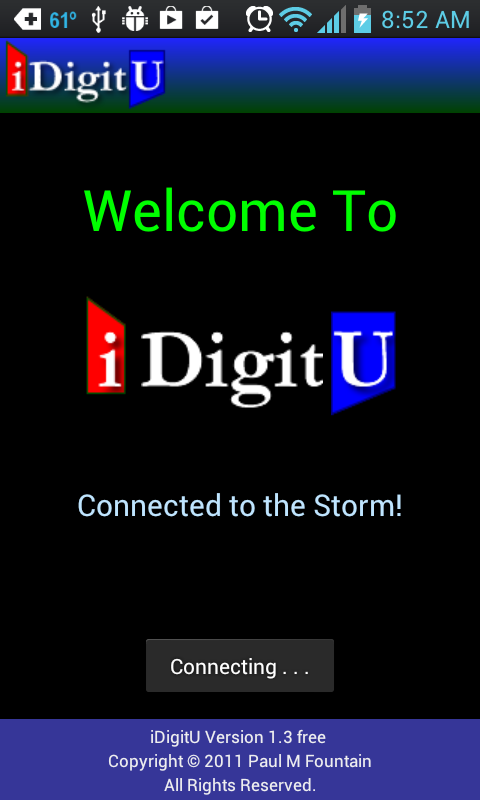iDigitU- screenshot