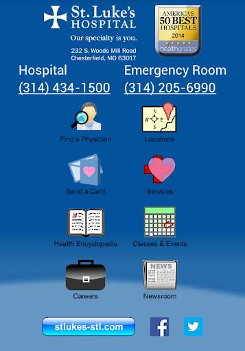 St. Luke's Hospital – STL MO