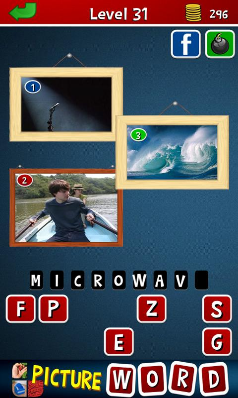 Picture Word- screenshot