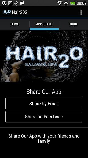 玩商業App|Hair2o免費|APP試玩