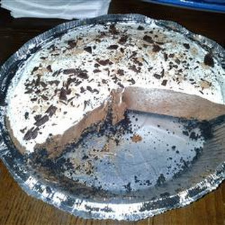 French Silk Chocolate Pie II
