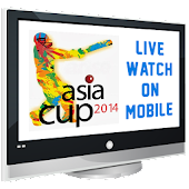 Asia Cup Cricket 2014 Live TV