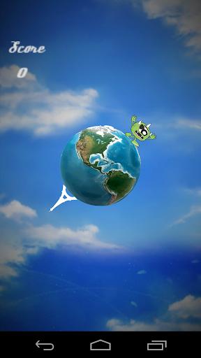 【免費動作App】Monster Jump-APP點子