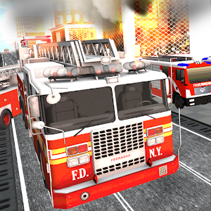 Fire Truck Driving for PC and MAC