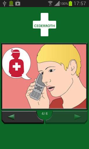 免費下載健康APP|Cederroth First Aid app開箱文|APP開箱王