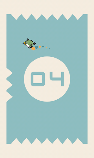 Escape Bird Arcade Game