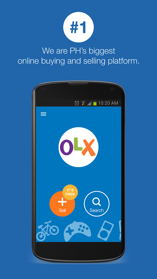 how to download olx app in iphone