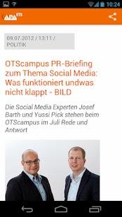 APA-OTS- screenshot thumbnail