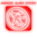 Android alarm system icon