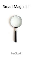 Screenshot of smart magnifier - zoom in