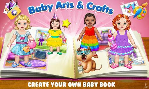 Baby Arts Crafts
