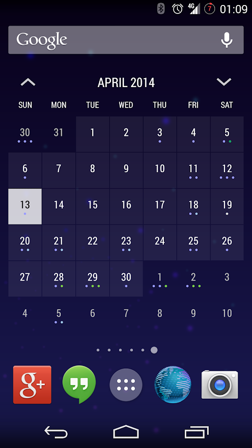 Family Calendar Android : Today calendar android apps on google play