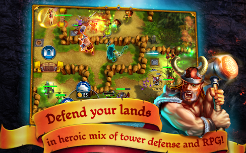 Defenders of Suntoria v1.1.0 Mod APK+DATA 6