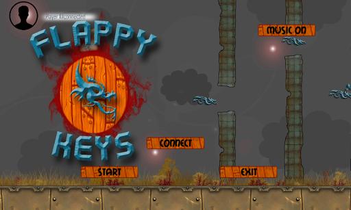 FlappyKeys