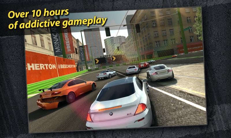 Real Racing  2- screenshot