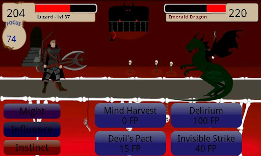 Vampire's Fall RPG apk v1.240 - Android