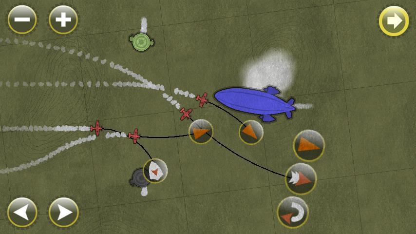 Steambirds- screenshot