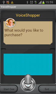 VocalCart™ - Voice Shopping - screenshot thumbnail