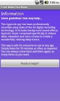 Screenshot of FREE Deep Sleep Hypnosis