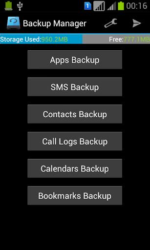 Backup Manager Pro