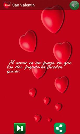 【免費社交App】San Valentin Frases-APP點子