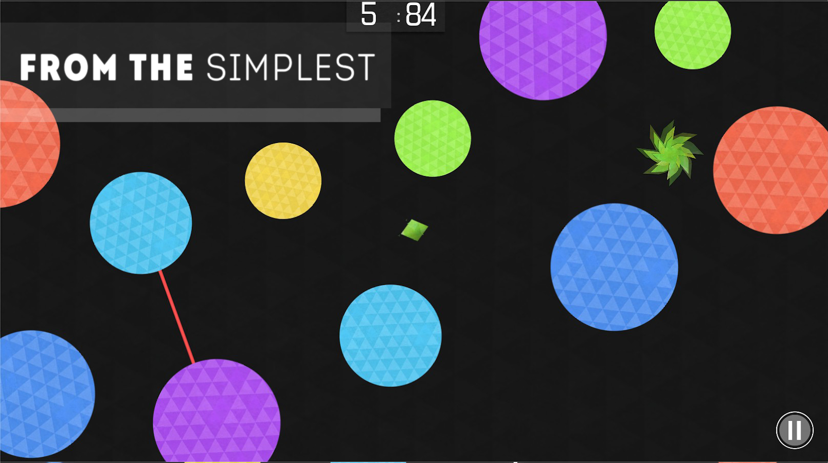 Orbitless- screenshot