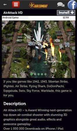 Air Combat Games 1.0 screenshot 68093