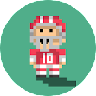Tiny Touchdown icon