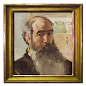 Camille Pissarro Art Wallpaper logo