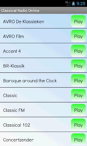 古典音樂電台