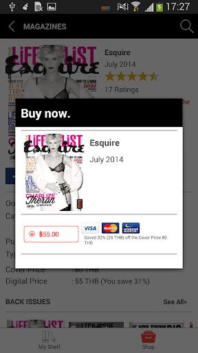 【免費新聞App】Esquire Thailand-APP點子