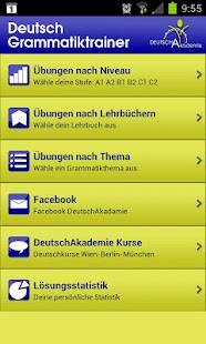 Learn German DeutschAkademie- screenshot thumbnail