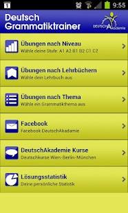 Learn German DeutschAkademie - screenshot thumbnail