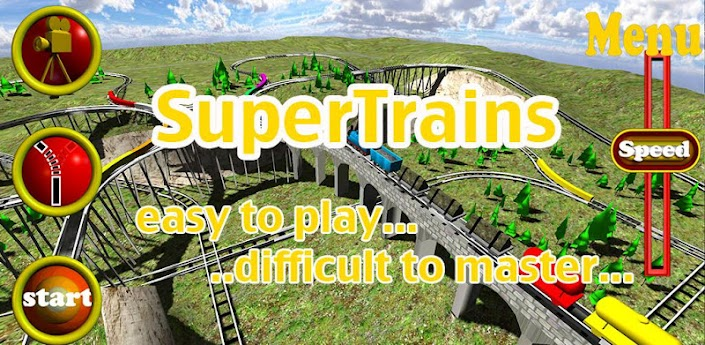 SuperTrains apk