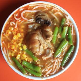 Trotter Tom Yum Soup