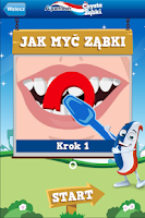 Screenshot of Czyste Ząbki z Aquafresh®